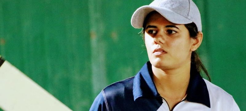 Chatting with Pakistani fast bowler, Aiman Anwar, about women in cricket