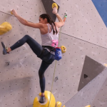 EP 4: Pro-climber, Kyra Condie: Secrets to Success!