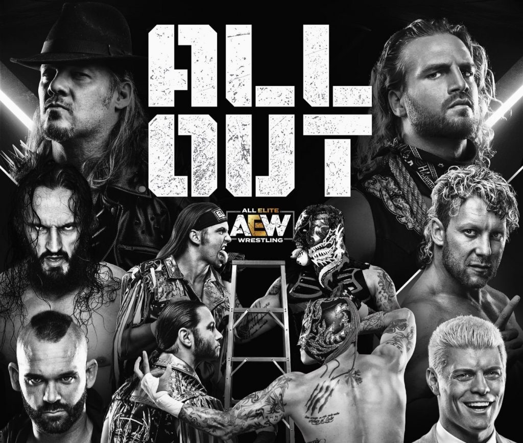 AEW promotion owns WWE
