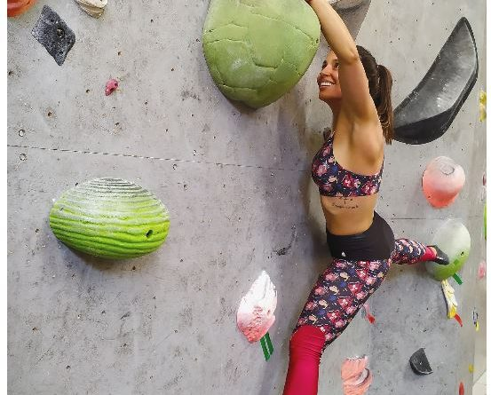 Chat with Brazilian Pro-Climbing Couple: Patricia Antunes and Jean Ouriques