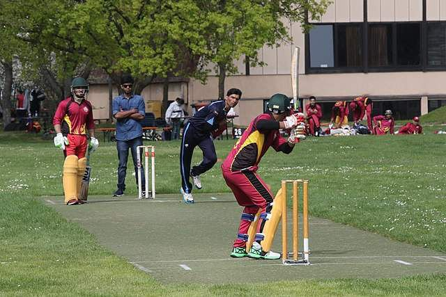 SSC Cricket Lions, from Karlsruhe, BadenWurttemberg, Germany
