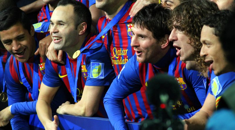 Messi-Abidal bust up is not the only issue at Barca