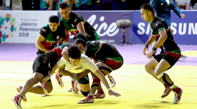 Kabbadi: A South Asian recipe for success