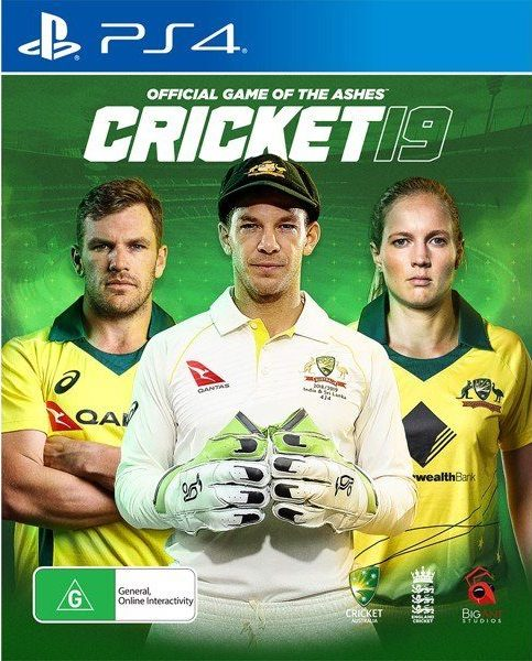 Cricket 19 Ashes Cricket