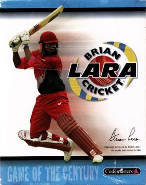 Brian Lara cricket