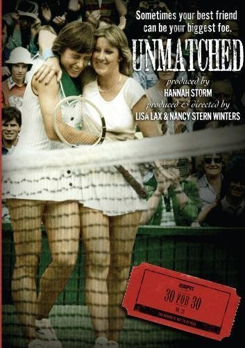 Unmatched Hannah Storm Documentary cover