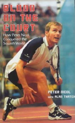 Peter Nicol's Blood on the court