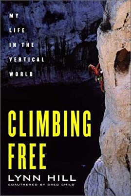 Book cover or Climbing free: Lyn Hill