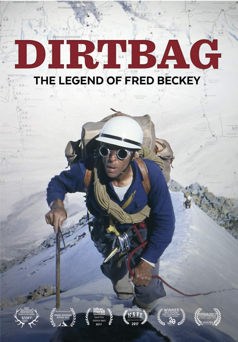 Dirtbag the Legend of Fred Beckey documentary