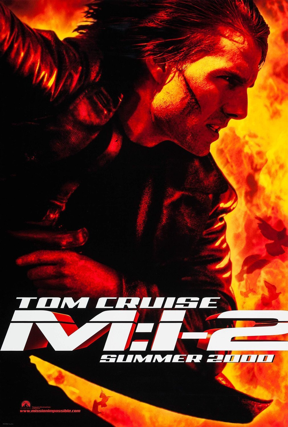 Mission Impossible 2 movie for COVID-19