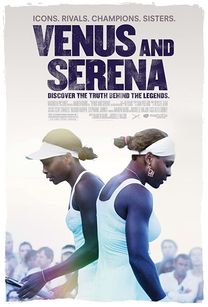 Venus and Serena - Documentary  for Covid-19