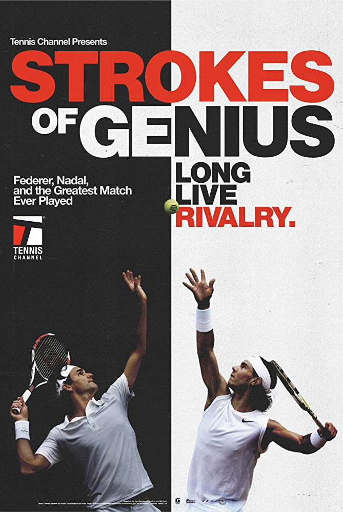 Strokes of Genius, Nadal and Federer documentary for Covid-19