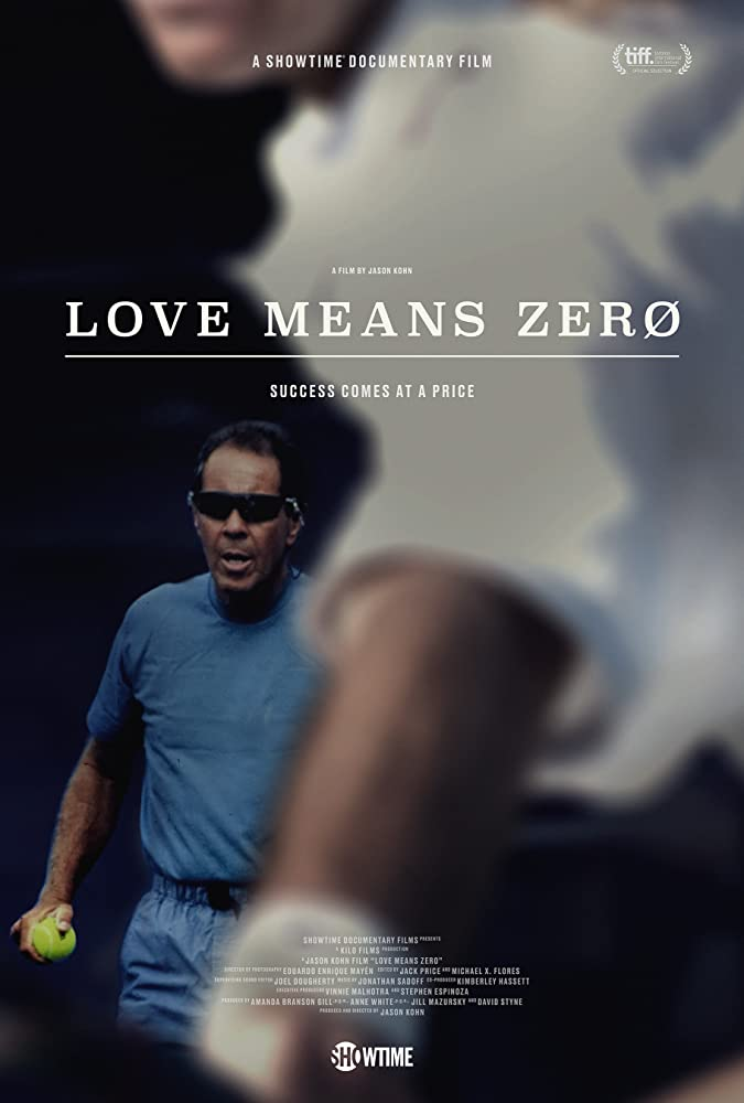 Love Means Zero - Documentary on Tennis for Covid-19