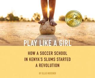 Play like a girl book for COVID-19