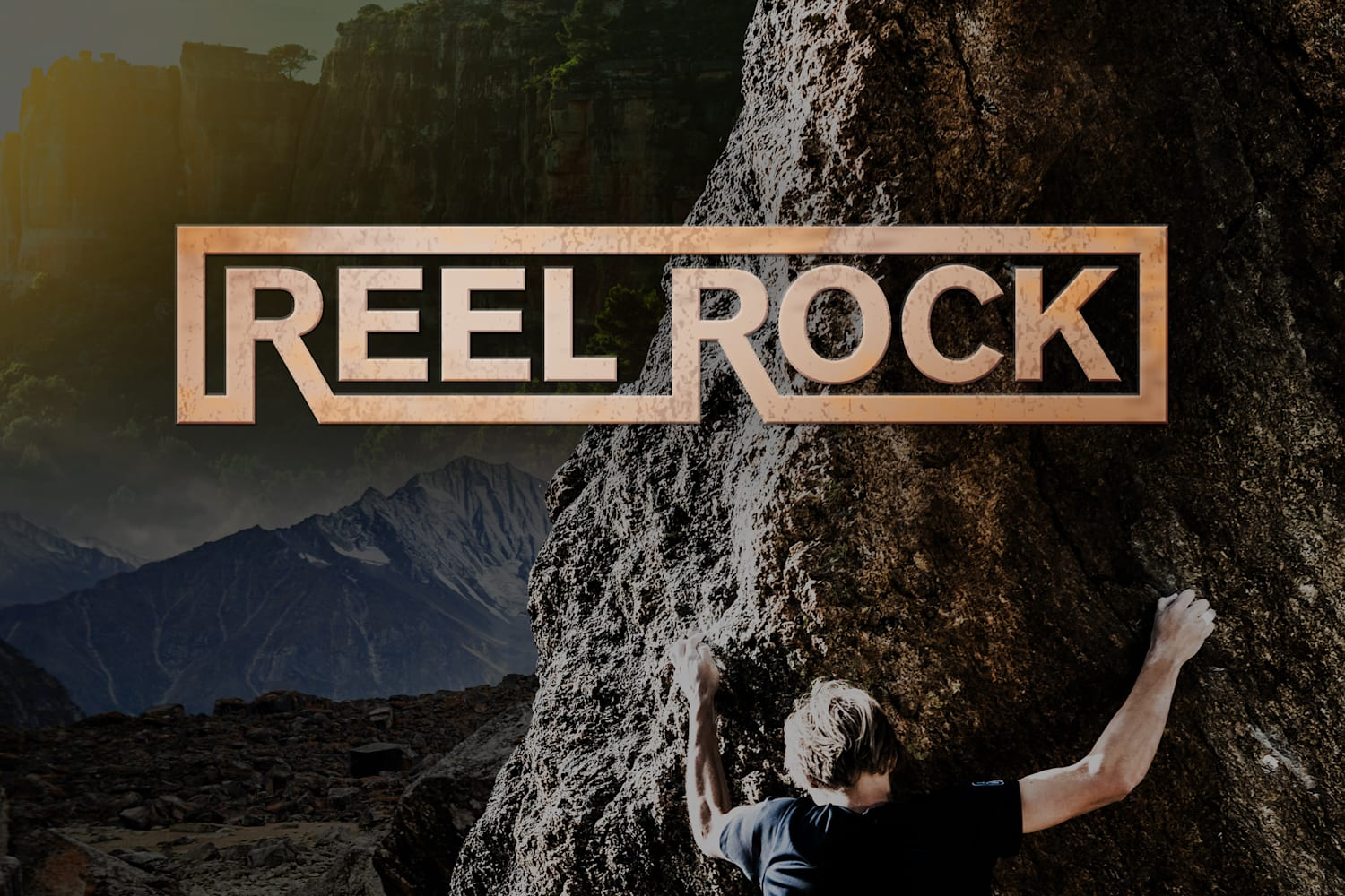 Reel Rock climbing series for COVID-19