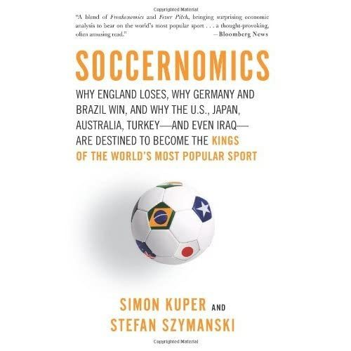 Soccernomics by Simon Kuper and Stefan Szymanski for COVID-19