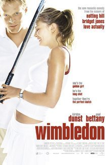 Wimbledon Tennis movie with Kirsten Dunst and Paul Bettany for Covid-19