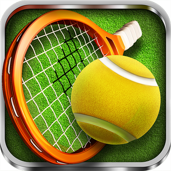 3D Tennis game for phone