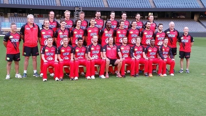 The Melbourne FC tem in the AFL