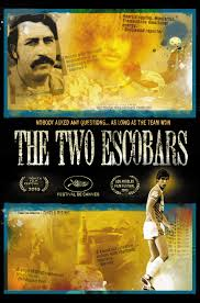 The Two Escobars, pablo story football COVID-19